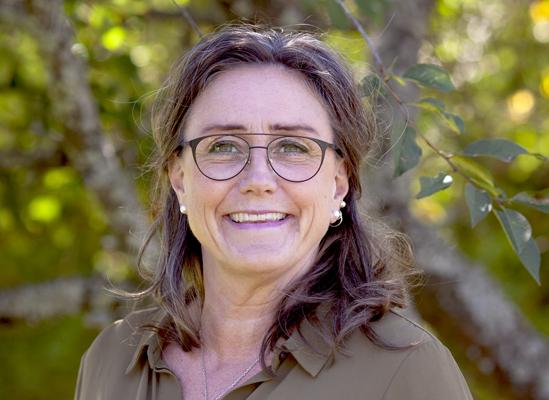 Samtaleterapeut Stine Borgå Johansen